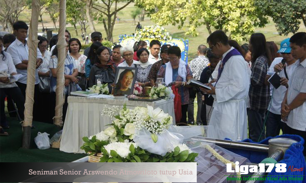 Berduka, KeluargaCemara, ArswendoAtmowiloto, Liga178News