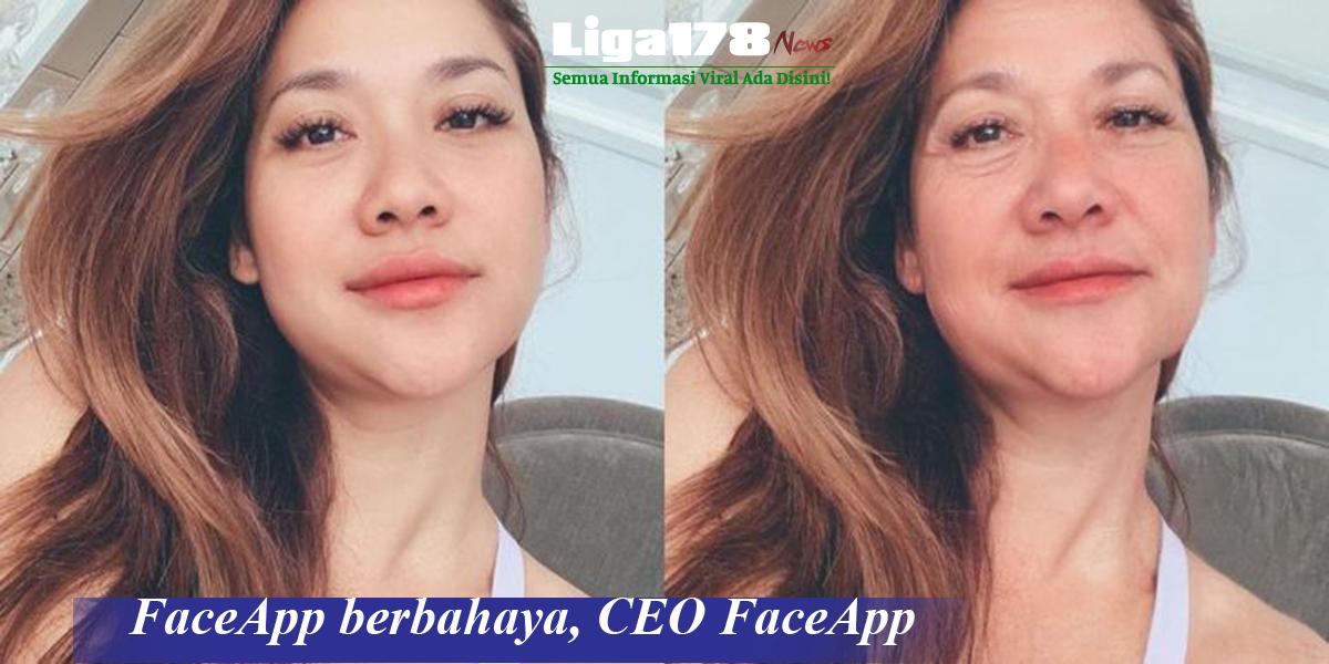 FaceApp, Keriput, Liga178News