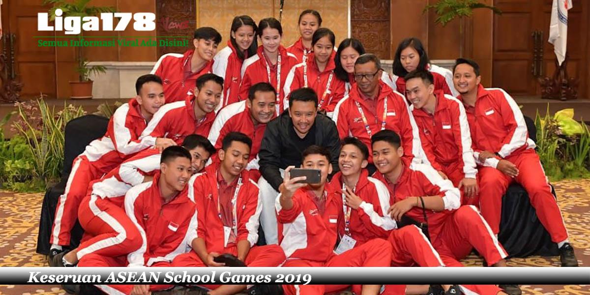ASEAN School Games, Semarang, atlet indonesia, liga178 news
