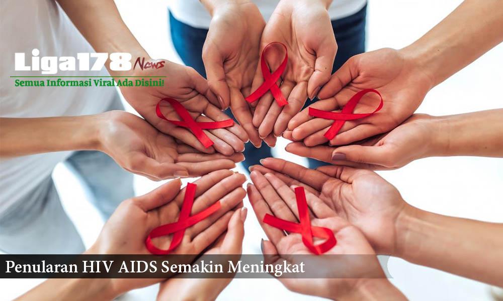 hiv, Penularan, USAID, seks, liga178 news