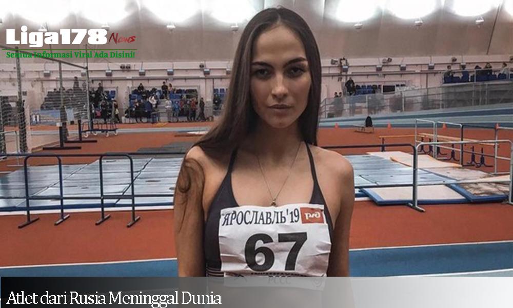 Atlet dari Rusia Meninggal Dunia
