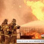 Gudang Ciracas Jaktim Kebakaran, 20 Unit Damkar Dikerahkan