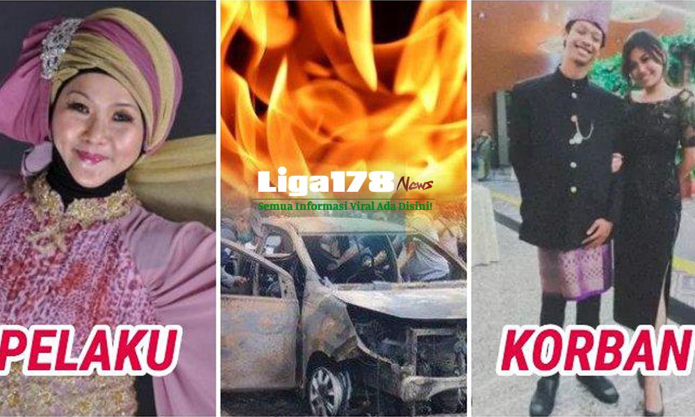 kasus pembunuhan, bakar, ayah dan anak, Liga178 News