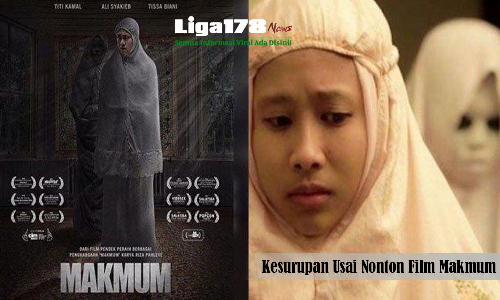 Film Makmum, film Horor, Titi Kamar, Liga178 News
