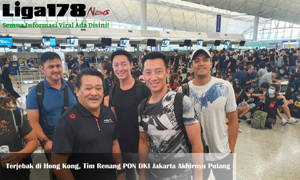 Tim Renang, DKI Jakarta, Hong Kong, Liga178 News