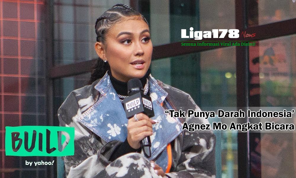 Agnez Mo, darah Indoensia, budaya indonesia, Liga178 News