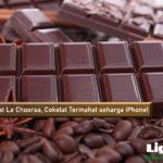 Cokelat Swiss, Cokelat Termahal, Ahli Cokelat, Chocolatier, Cokelat Bar