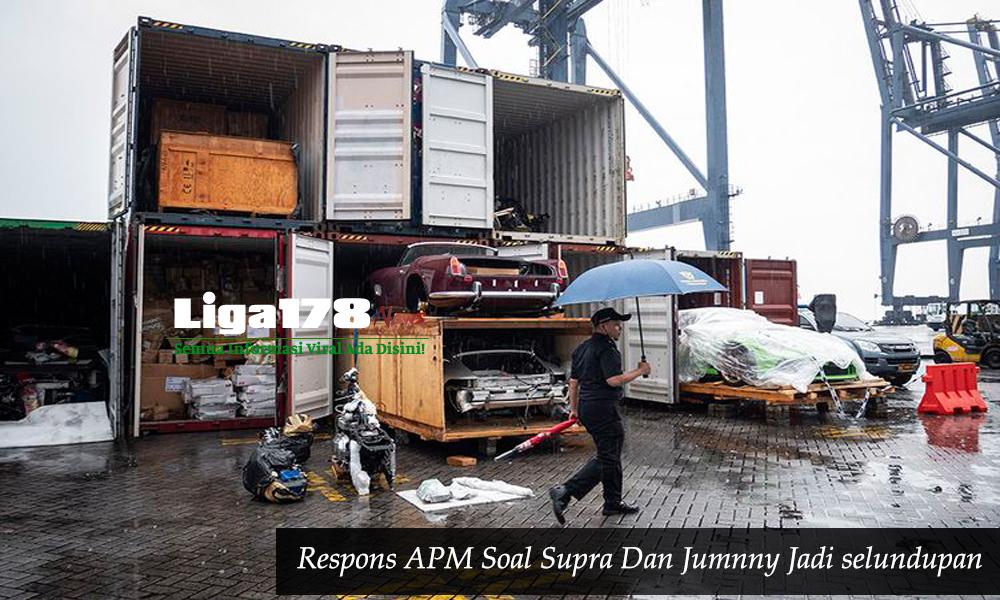 Tanjung Priok, Suzuki Jimny, Seludupan Barang Mewah, Toyota Supra, Mobil Mewah, Liga178 News