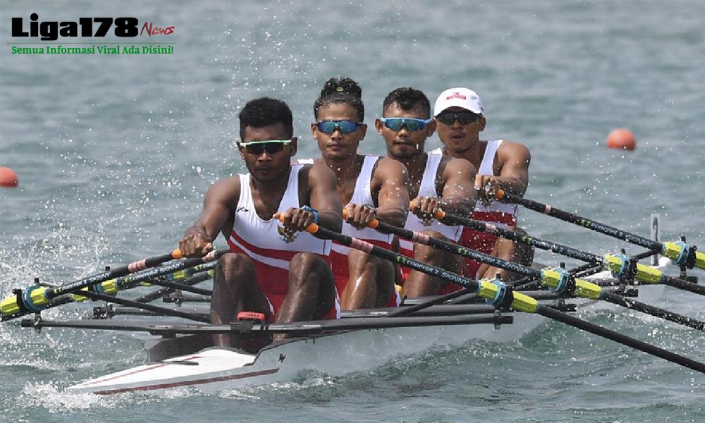 SEA GAMES, Tim Dayung Indonesia, Medali Emas, Atlet Indonesia, Pertandingan Dayung, Liga178 News