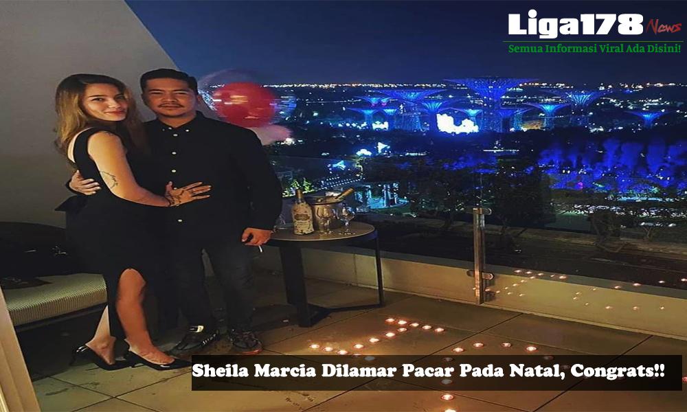 sheila Marcia, Yes Yes Yes, dmustakira, Marry Me, Natal, Liga178 News