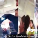 Video Viral, Bahaya Turbulensi Hingga Pramugari Terpentalzzz