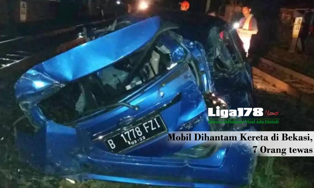 Kecelakaan maut, RSUD, kecelakaan kereta, Liga178 News