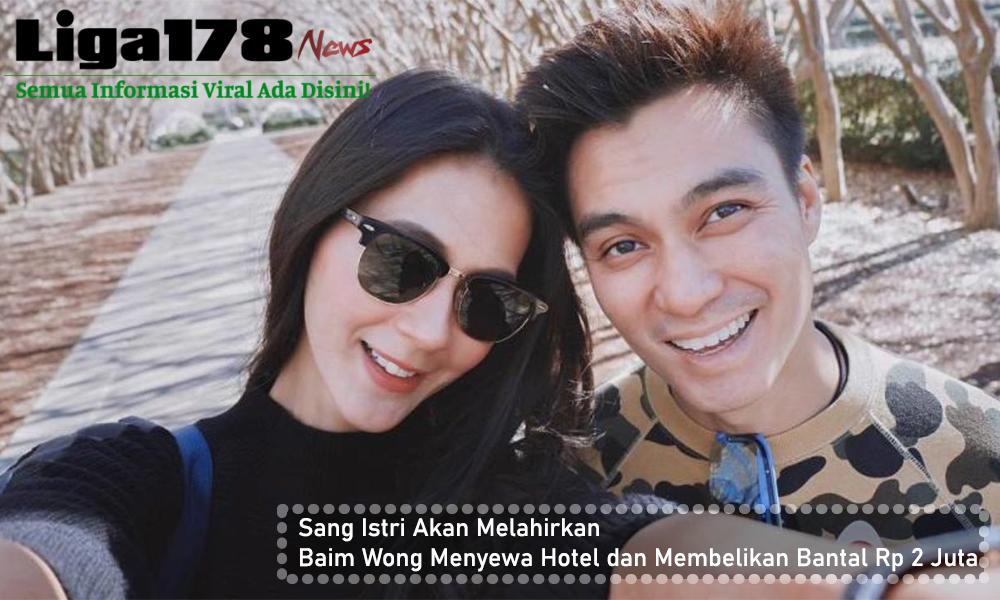 LigaNews178, Baim Wong, YouTube, lahiran, Paula Verhoeven