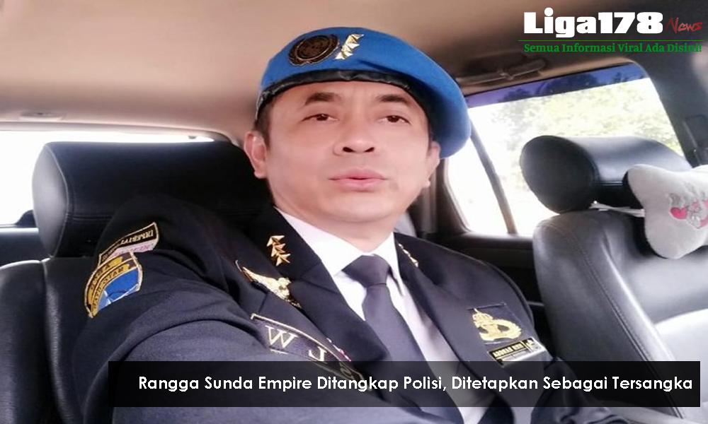 Sunda Empire, Polda Metro Jaya, Bandung, Rangga, Liga178 News
