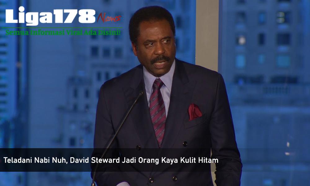 Amerika Serikat, David Steward, World Wide Technology, Liga178 News