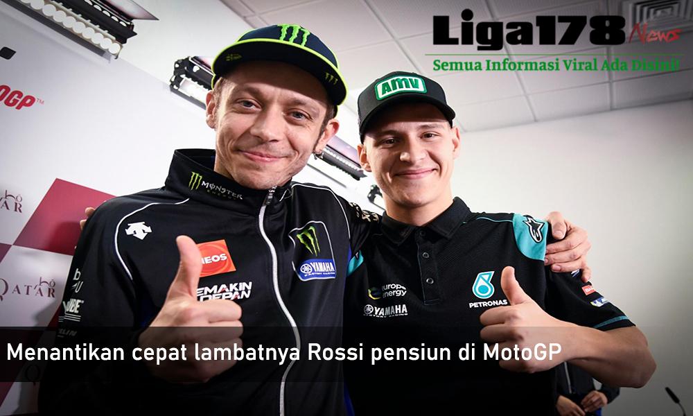 Valentino Rossi, MotoGP, Marq Marquez, Liga178 News