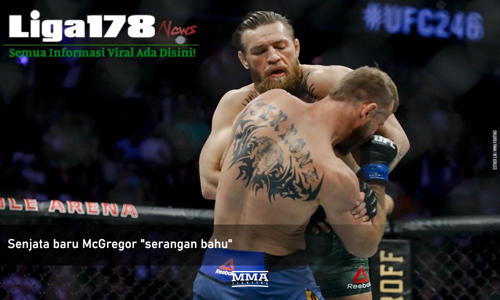 McGregor, Cerrone, UFC, Liga178 News