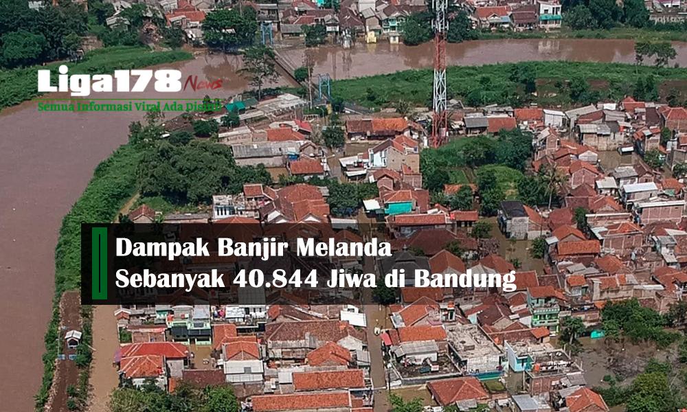Banjir, Hujan, kantor kecamatan, Liga178 News