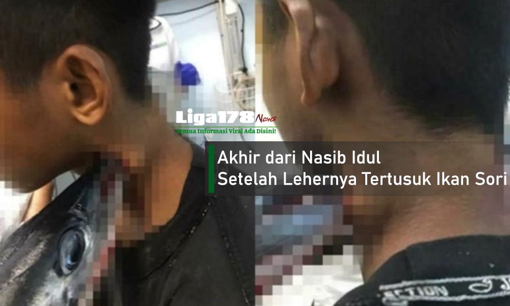 ikan sori, Muhammad Idul, Operasi, Liga178 News