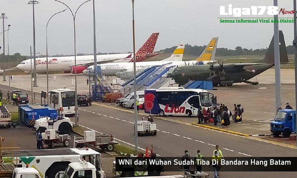 Virus Wuhan, Virus Corona, WNI, Pulang Indonesia, Liga178 News