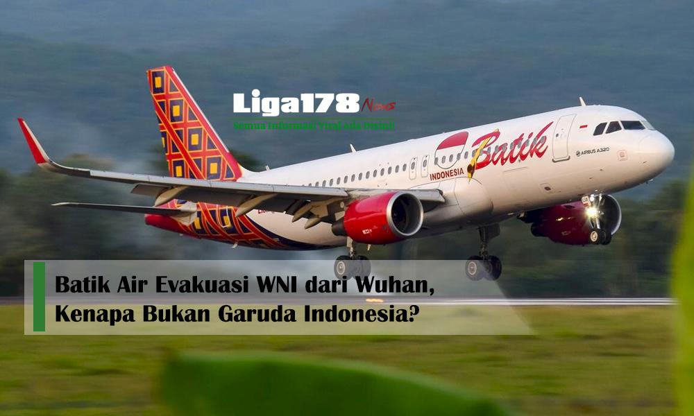 Batik Air, evakuasi, pesawat, Liga178 News