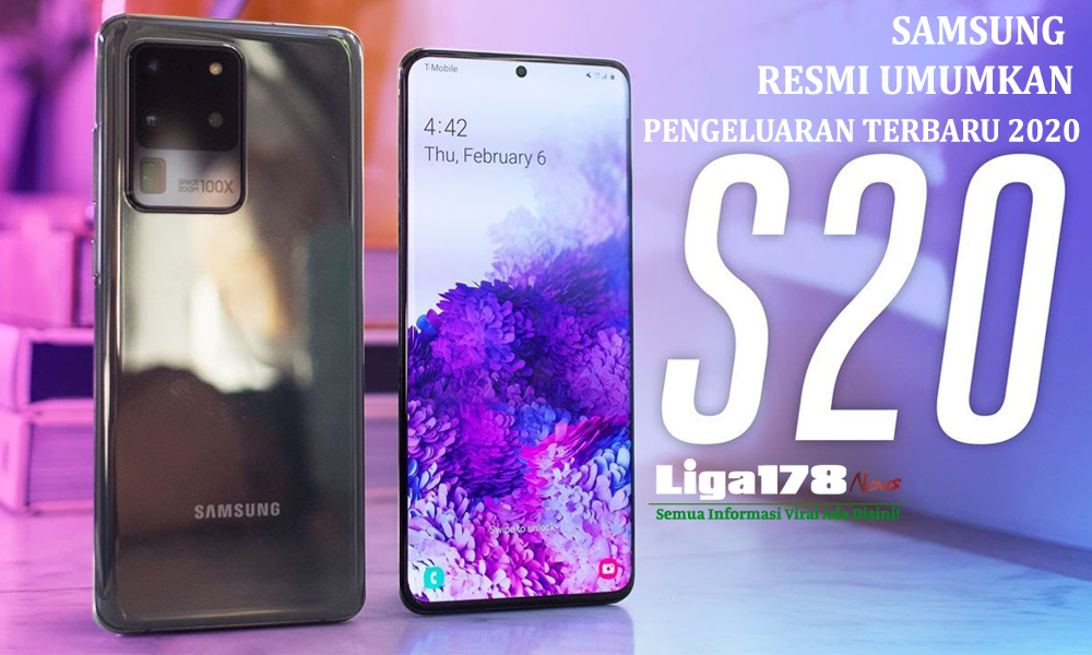 Samsung, Galaxy S20, series, Liga178 Bews